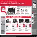 Compaq Presario Desktop PC CQ2280D CQ3170D CQ3180D CQ4080D