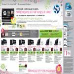 Pavilion Touchsmart Desktop PC Slimline Elite 600 HPE