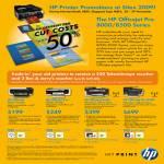 Printers Officejet Pro 6000 8000 Wireless 6500 8500 All In One