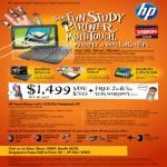 TouchSmart TX2 1325AU Notebook PC AMD
