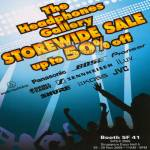 Headphones Gallery Storewide Sale