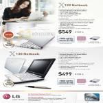 X120 X130 Netbooks
