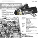 Lime HD300 Travel Mate Video Camcorder