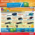 Hardware Wireless Mobile Mouse Desktop Keyboard Bluetooth LifeCam Office Windows 7