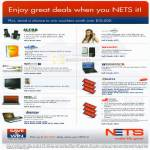 NETS Deals Alcom OSim BizGram Sharp Apple Courts Newstead