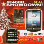 Nasa Mobile Phones Live TV