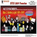 Ranger Accessories Headset Webcam Speakers Reader Cases