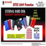 External Hard Disk Storage Drives QP FP ZP