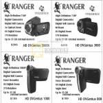 Video Camcorder HD DVGenius 5000X 3000 1000 800