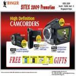 Video Camcorders HD DV3000 DV1000 DV5000X