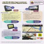 GPS Navigation System Slim Pocket Navi RN2 RN6 Compasseo 550