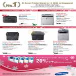 Samsung Laser Printers Colour Multi Function ML 2525 CLP 612ND CLX 3175N 3175FN 6210FX