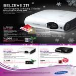 Projectors L Series SP L250 L300 410M
