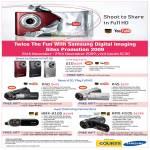 Video Camcorders U10 K40 K45 HMX H100 H105