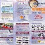 Share N Care ISafe Eye Protective Lamp ICare Sunglasses Vision 2020 3030