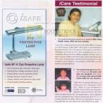 Share N Care ISafe Eye Protective Lamp ICare