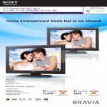 S5 Series Bravia LCD TV