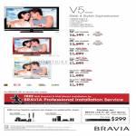 V5 Series Bravia LCD TV