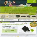 Asus UL30A Notebook MaxOnline PremiumPlus Home Broadband