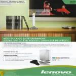 Lenovo Ideacentre Q110 Desktop PC