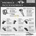 Mobile Accessories Plantronics Voyager Discovery Samsung Jabra Bluetooth