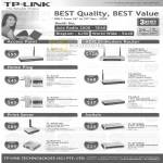 TP Link Access Point Wireless Router ADSL Modem HomePlug Powerline Switch