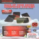 Toshbia External Portable Storage Drives 2
