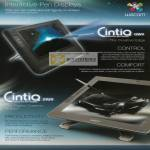 Cintiq 12WX Interactive Pen Display 21UX 1