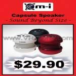 Capsule Speaker 1