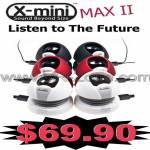 Max II Capsule Speaker 2