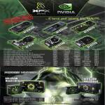 Nvidia Geforce FG GTX260 GTX295 Gaming Video Cards Power Supply 850W 650W
