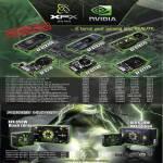 Nvidia Geforce FG GTX260 GTX295 Gaming Video Cards Power Supply 850W 650W