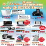 IRiver Story OptiMax Besta Aiptek PenCam HD T285