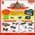 Digital Photo Frame Mobile External Storage Drive DVD Writer Speakers Accessories