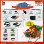 Mobile Storage Multimedia Accessories External Drive Headset Webcam Card Reader