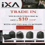 IXA Notebooks Bags Accessories Trade In Offer Extreme Flair Shuttle Cruzer