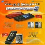 Sony Ericsson Mobile Phones Cedar Zylo