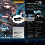 Mini PlayOn HD Network Media Streamer Media Player ACR PV73200P Plus