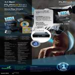 AC Ryan Play On HD ACR PV73100P Plus Media Player