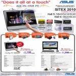 All In One EeeTop PC 2203T AIO ET2400EGT B042E