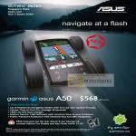 Garmin A50 Junction View GPS