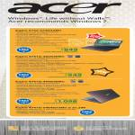 Aspire Notebooks 5742 4741G 4741G