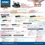 SMC Networks IPCam Game Controller CyWee Wireless N Router LAN Switches Gigabit Adapters ADSL