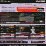 Casio Digital Cameras H 20G EX Z2000 FH100 S200