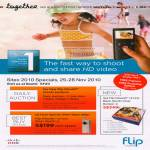 Cisco Flip HD Pocket Camcorder MinoHD Sliver Gen2 Gen3