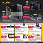 Antec Casing DF 85 902 TP 650 PSU Viewsonic IPod IPhone Speakers VSP Navman GPS Oaxis Ebook AcBel Adapter