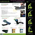 Boia Balanzza Digital Luggage Scale Mini BZ400 BZ200 BZ300 Strapz Harnezz