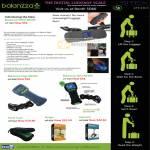 Boia Balanzza Digital Luggage Scale Mini BZ400 BZ200 BZ300 Strapz Harnezz