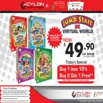 Interactive Jumpstart 3D Virtual World Kids DVD Software