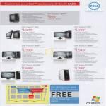 Desktop PC Inspiron 580MT 580s XPS 8100 XPS 9100